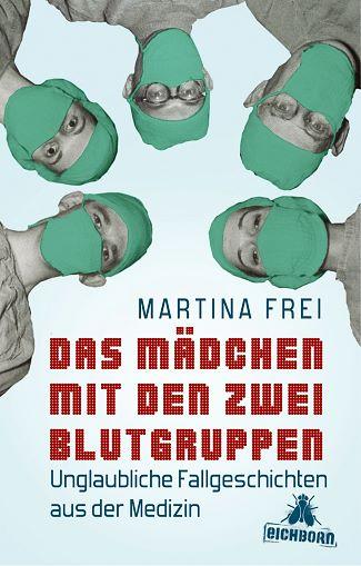 Buch: Das Mädchen mit den zwei Blutgruppen